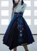 Model Show (Navy Blue Ver.) (blouse: TP00181, petticoat: UN00028)
