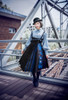 Model Show (Black Ver.) (hat: P00660, blouse: TP00181, petticoat: UN00028)