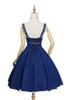 Back View (Navy Blue Ver.) (petticoat: UN00028)