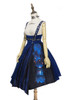 Side View (Navy Blue Ver.) (petticoat: UN00028)