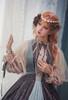 Model Show (Pale Khaki Ver.) (dress: DR00257)