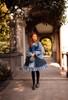 Model Show (Misty Blue Ver.) (dress: DR00257, petticoat: UN00026)