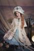 Model Show (Khaki Mixed + Knight Lining Ver.) (hat: P00617, dress underneath: DR00257, petticoat: UN00026)