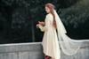 Model Show (Khaki Mixed + Faux Fur Lining Ver.) (veil: P00659, dress underneath: DR00258)