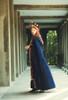Model Show (Burgundy Ver.) (headdress: P00658, cape: CT00300, optional underskirt: P00664)