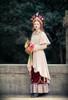 Model Show (Burgundy Ver.) (headdress: P00658, coat: CT00316)