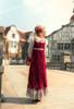 Model Show (Burgundy Version)