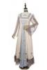 Front View w/o sleevelets or waist belt (Cream Version)