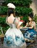 Model Show (hat: P00540, birdcage petticoat: UN00019)