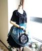 Co-ordinates Show (Misty Blue Ver.) (cape: TP00104, tote: P00583, underskirt: V00002N, birdcage petticoat: UN00019)