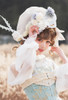 Model Show (Light Beige Ver.) (corset: Y00043, underdress: DR00261)
