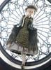 Model Show (worn as an underskirt) (hat: P00670, dress: DR00260 & DR00261, petticoat: UN00028)
