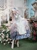 Model Show (worn as an underskirt) (hat: P00670, ruffle collar: P00666, dress: DR00260 & DR00261, corset: Y00043, petticoat: UN00028)