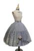 Front Side View (petticoat: UN00026, UN00028)