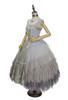 Pale Grey Version w/o waist belt (underskirt: SP00207, petticoat: UN00028)