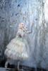 Model Show (Fairy Mint Ver. with optional cape P00662) (mask from P00670, ruffle collar: P00666, underskirt: SP00176, petticoat: UN00019 & UN00026)