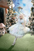 Model Show (Fairy Mint Ver.) (veil: P00659, ruffle collar: P00666, underskirt: SP00176, petticoat: UN00019 & UN00026)