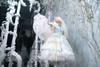 Model Show (Fairy Mint Ver. with optional cape P00662) (veil: P00659, ruffle collar: P00666, underskirt: SP00176, petticoat: UN00019 & UN00026)