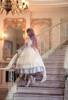 Model Show (Pale Pink Ver. with optional cape P00662) (underskirt: SP00207, petticoat: UN00028)