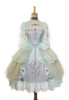 Fairy Mint Ver. with optional cape P00662 (petticoat: UN00019 & UN00026)
