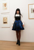 Model Show (Shadow Blue Ver.) (blouse: TP00181, vest: TP00164, petticoat: UN00027)