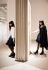 Model Show (Shadow Blue Ver.) (cape: CT00315, blouse: TP00181, petticoat: UN00027)