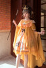 Model Show (Yolk Yellow Ver.) (hairbow: P00672N, dress: DR00263, petticoat: UN00026)