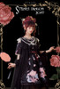 Creative Image (Black Ver.) (hairbow: P00672N, dress: DR00263, petticoat: UN00026)