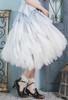 Model Show (Light Blue + White Ver. worn as a skirt) (blouse: TP00157N)