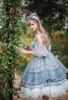 Model Show (Light Blue + White Ver. worn as a tulle petticoat) (hair bow from SP00209, dress: DR00265)