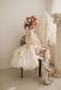 Model Show (Beige + White Ver. worn as a bustle) (blouse: TP00157N, shorts: SP00208)