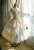 Beige + White Ver. (birdcage petticoat underneath: UN00028)