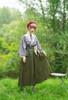 Model Show (Grey Ver.) (blouse underneath: TP00176N, skirt: SP00198N)