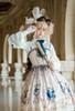 Model Show (Beige Jellyfish Ver.) (blouse: TP00185, JSK: DR00270, petticoat: UN00019)