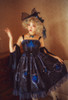 Model Show (Black Jellyfish Ver.) (JSK: DR00270 with optional sleeve pieces P00685, petticoat: UN00019)