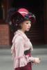 Model Show (Burgundy Ver.) (blouse: TP00185, corset: Y00044, skirt: SP00213)