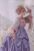 Model Show (Bluish Pink + Antique Pink Ver. with Optional Jabot P00689) (ruffle cuffs: P00688, underskirt: UN00030, petticoat: UN00028)