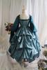 Greyish Green + Emerald Green Ver. (petticoat: UN00028)