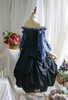 Black + Dark Blue Ver. (petticoat: UN00028)