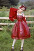 Model Show (Red Jellyfish Ver. with Optional Sleeve Pieces P00685) (hair bow: P00687, petticoat: UN00019)