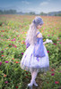 Model Show (Purple Jellyfish Ver. with Optional Sleeve Pieces P00685) (petticoat: UN00019)