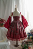 Red Jellyfish Ver. with Optional Sleeve Pieces P00685 (petticoat: UN00019)