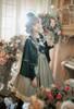 Model Show (Light Grey Stripes Ver.) (cape: CT00320, blouse: TP00186, underskirt: UN00030)