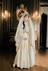 Model Show (White Beads Pendants Ver.) (head scarf: P00695, dress: DR00276)
