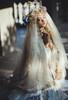Model Show (White Beads Pendants Ver.) (head scarf: P00695, dress: DR00276S, overskirt: Y00045)