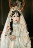 Model Show (Pale Beige Ver.) (side veil: P00696, dress: DR00276)