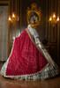 Coordinate Show (Burgundy Ver.) (dress: DR00276 with optional underskirt UN00032 & gift petticoat, overskirt: Y00045)