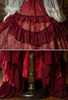 Detail View (Burgundy Ver.) (dress: DR00276)