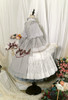 Light Grey Ver.  (tulle skirt underneath: UN00030, petticoat: UN00028)