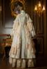 Pale Beige + Mint Ver. with Optional Underskirt UN00032 (corset skirt piece: Y00045)